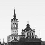 Церковь в с. Крутицы (родное село семей Бадаржновых-Симеёновых)